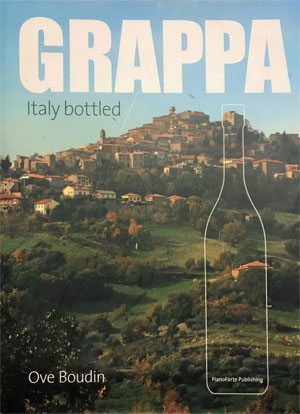 Grappa Italy bottled